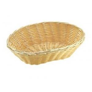 Tisch- und Buffetkorb oval, Ø = 23 cm, Basic
