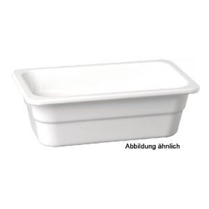 GN-Behälter GN 1/4-100, APS, Melamin, elfenbein