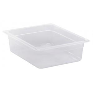 GN-Behälter 1/2-100, Cambro, Polypropylen, transparent