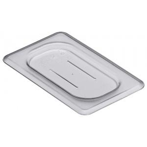 GN-Flachdeckel 1/9, Cambro,  Polycarbonat, transparent