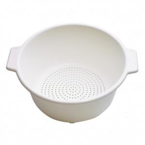 Seiher Kunststoff, weiß, Ø = 36 cm
