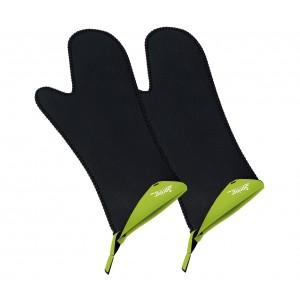 Handschuh lang, Spring Grips, hellgrün