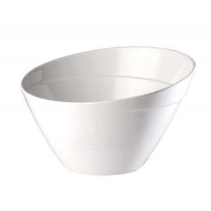 Schale rund, Ø = 21 cm, Balance, weiß