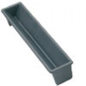 Gussform dreieckig, 35 cm