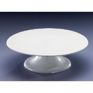 Tortenplatte auf Fuß, Ø = 30 cm, drehbar