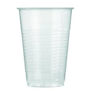 Trinkbecher, Inhalt: 0,2 l, klar