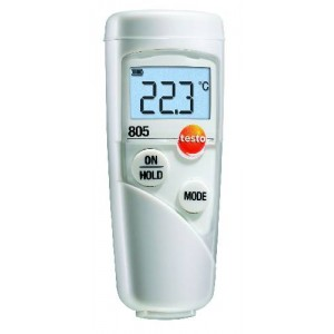 Mini-Infrarot-Thermometer 805 mit Batterie