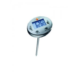 Mini-Thermometer, wasserdicht, mit Batterie