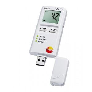 USB-Datenlogger 184 T3 für Temperatur