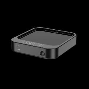 Auftischgerät zum Kochen, K-Pot 2/3 mit einer Zone, schwarz