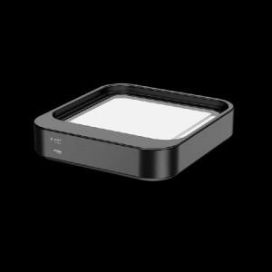 Auftischgerät zum Warm-/Kalthalten, K-Pot 2/3 passiv, schwarz
