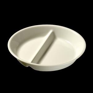 Hauptspeisenteller Ø = 21,5 cm, zweigeteilt, Classic