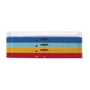 Deckel, blau zu Box / Transsport- und Lagerbehälter