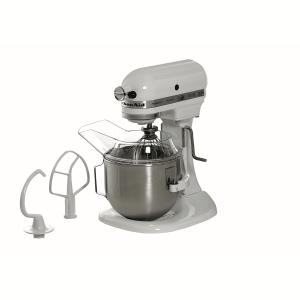 Küchenmaschine KitchenAid, Inhalt: 4,83 l, weiß