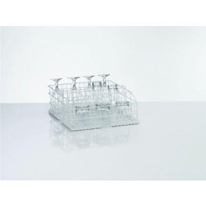 Gläserkorb 4-tlg, für 16 Gläser