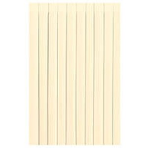 Dunicel Tableskirtings, cream
