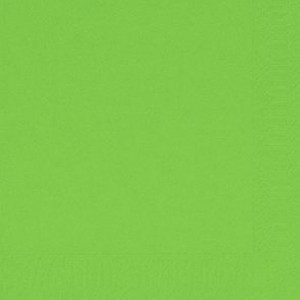 Serviette, Zelltuch, herbal green, 24 x 24 cm