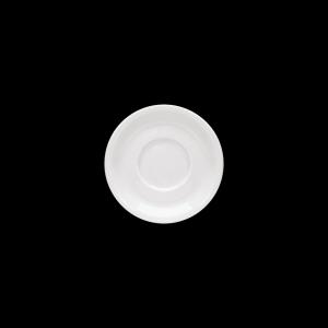 Untertasse, Ø = 14,3 cm, Krankenhausform