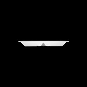 Platte rund 3-geteilt, Länge: 26 cm, Carat