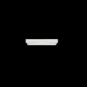 Platte rechteckig, Länge: 16 cm, Airflow