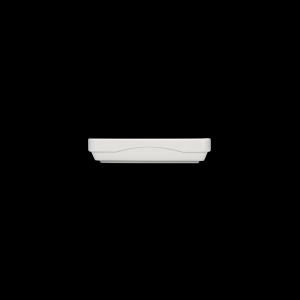 Platte tief rechteckig, Länge: 18 cm, Airflow