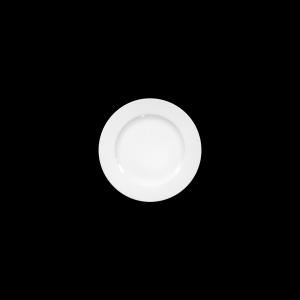 Teller flach mit Fahne, Ø = 20 cm, Meran