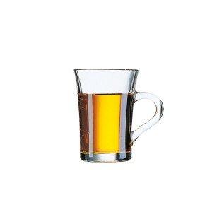 Tee-/Jagerteebecher mit Henkel, Inhalt: 230 ml