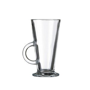 Kaffeeglas mit Henkel. Acapulco, Inhalt: 280 ml