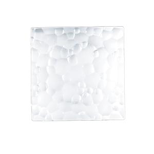 Platte quadratisch, Länge: 28 cm, Sphere