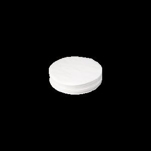Rundfilterpapier B5, Ø = 17,2 cm