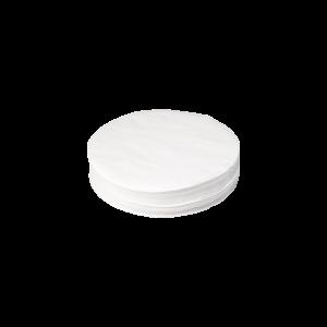 Rundfilterpapier für B10, Ø = 24,4 cm