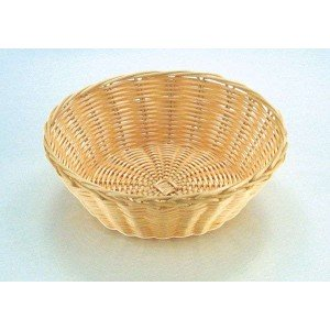 Tisch- und Buffetkorb rund, Ø = 25 cm, Basic