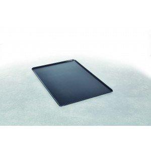 Brat- und Backblech GN 1/1, Rational, Aluminium, beschichtet, ungelocht
