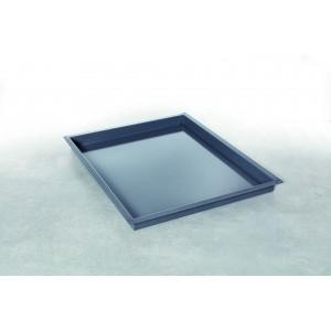 Backblech granitemailliert GN 1/1-40 mm, Rational