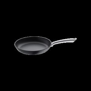Bratpfanne mit Edelstahlgriff, Ø = 28 cm, Provence, schwarz