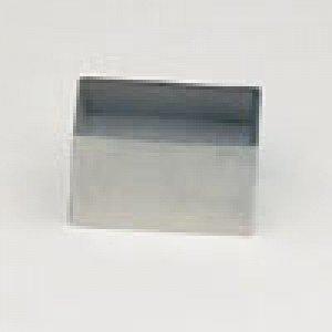 Rechteck-Form, Länge: 6 cm