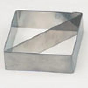 Quadrat mit Schublade, 7,5 cm