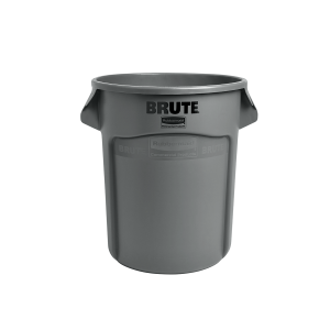 Tonne Brute rund, grau, Inhalt: 76l