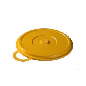 Kunststoffdeckel Hauptspeiseteller, mit Ringlaschen