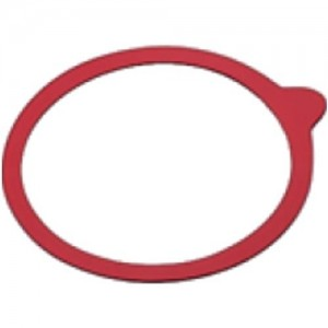 Gummi-Ringe, Maße: 54 x 67 mm