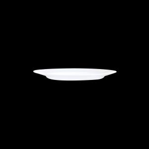 Teller flach, Ø = 24,5 cm, Everyday Uni weiß