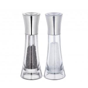 Pfeffer-/Salzmühlen-Set, Manhatten, 18 cm