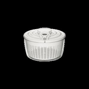 Salatschleuder, Ø = 27 cm, Maxi, weiß
