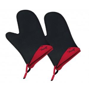 Handschuh kurz, Spring Grips, rot