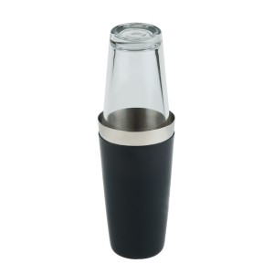 Boston Shaker, schwarz