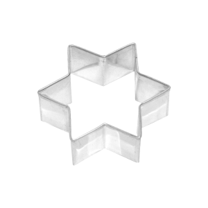 Ausstecher Stern, Ø = 4cm