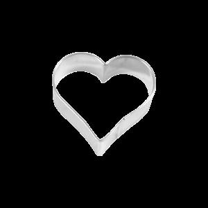 Ausstecher Herz, Ø = 4,5cm