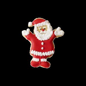 Ausstecher Santa Claus, Ø = 8,5cm