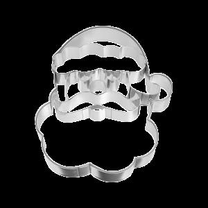 Ausstecher Weihnachtsmanngesicht, Ø = 10,4cm