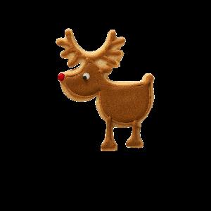 Ausstecher Rudolph, Ø = 9,2cm